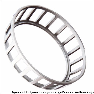 220 mm x 300 mm x 80 mm  NACHI NNU4944 Special Polyamide cage design Precision Bearings