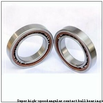 FAG HSS71917C.T.P4S. Super high-speed angular contact ball bearings