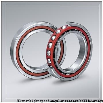 17 mm x 62 mm x 25 mm  INA ZKLF1762-2RS Ultra-high-speed angular contact ball bearings