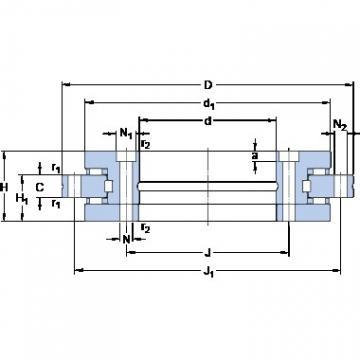 SKF NRT 150 B Super-precision bearings
