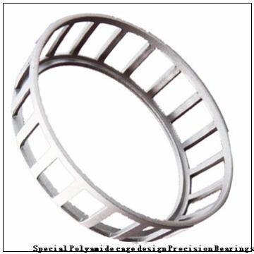 75 mm x 115 mm x 18 mm  NSK 75BAR10S Special Polyamide cage design Precision Bearings
