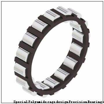 BARDEN XC10M7HC Special Polyamide cage design Precision Bearings