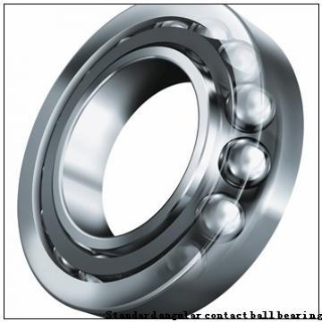 NTN 5S-2LA-BNS017CLLB Standard angular contact ball bearing