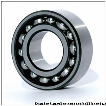 NSK WBK40DFF-31 Standard angular contact ball bearing