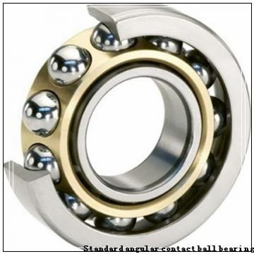45 mm x 68 mm x 12 mm  NSK 45BER19XE Standard angular contact ball bearing