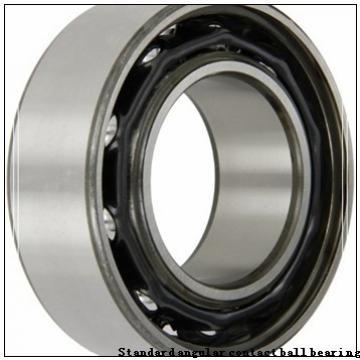 NTN 2LA-HSL019AD Standard angular contact ball bearing