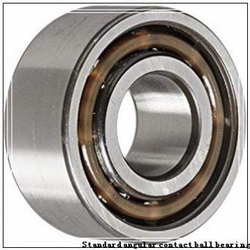 "NSK ""6001T1X"" Standard angular contact ball bearing"