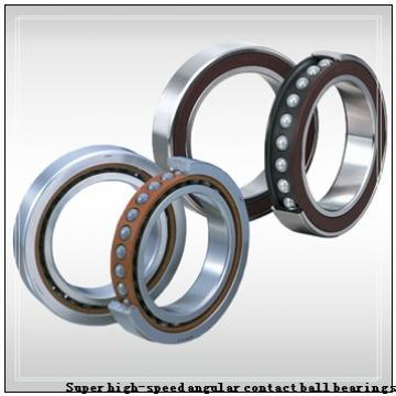 65 mm x 100 mm x 18 mm  NSK 65BER10X  Super high-speed angular contact ball bearings