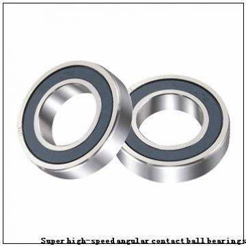 35 mm x 72 mm x 34 mm  INA ZKLN3572-2RS Super high-speed angular contact ball bearings