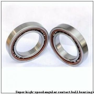 NACHI 50TAF11X Super high-speed angular contact ball bearings