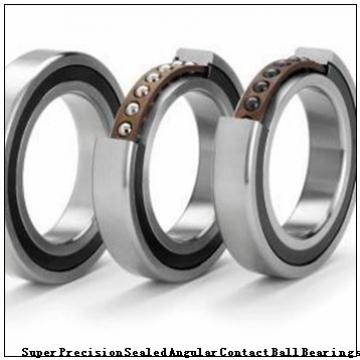 "BARDEN ""B71807C.TPA.P4"" Super Precision Sealed Angular Contact Ball Bearings"