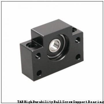 70 mm x 110 mm x 20 mm  NSK 70BNR10H TAB High Durability Ball Screw Support Bearing