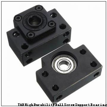 NACHI BNH034 TAB High Durability Ball Screw Support Bearing