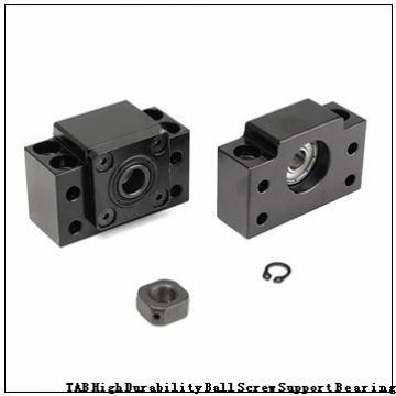 BARDEN 136HC TAB High Durability Ball Screw Support Bearing