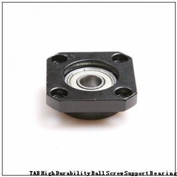 BARDEN ZSB101E TAB High Durability Ball Screw Support Bearing