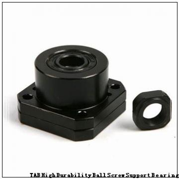 BARDEN ZSB1909E TAB High Durability Ball Screw Support Bearing