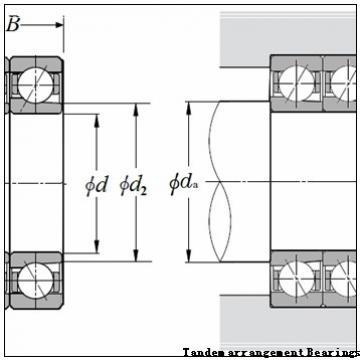 NTN 7012A Tandem arrangement Bearings