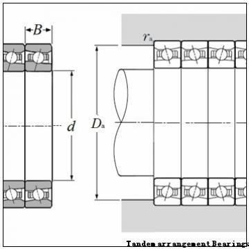 90 mm x 125 mm x 18 mm  SKF 71918 CE/P4A Tandem arrangement Bearings