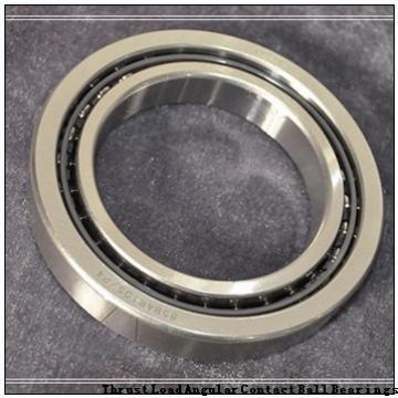 BARDEN XC102HC Thrust Load Angular Contact Ball Bearings