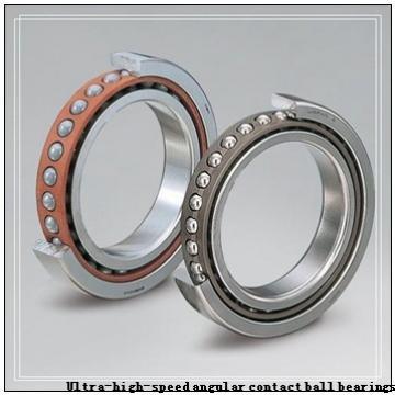70 mm x 110 mm x 18 mm  SKF BTM 70 ATN9/P4CDB Ultra-high-speed angular contact ball bearings