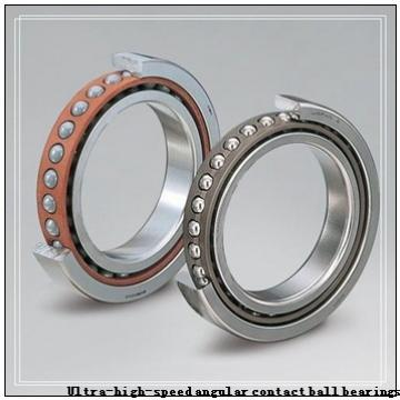 FAG (S)34BX4 Ultra-high-speed angular contact ball bearings