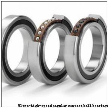 BARDEN CZSB1905E Ultra-high-speed angular contact ball bearings