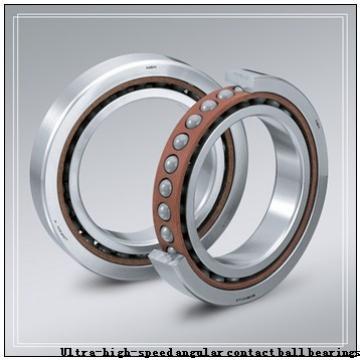 BARDEN C228HE Ultra-high-speed angular contact ball bearings