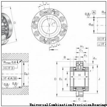 NTN 2LA-HSE911UC Universal Combination Precision Bearings