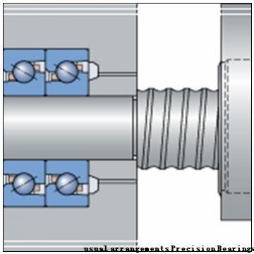 FAG B7012E.T.P4S. usual arrangements  Precision Bearings