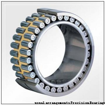 FAG HCS71912C.T.P4S usual arrangements  Precision Bearings