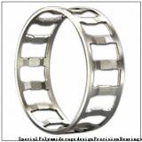 NSK 190TAC29D+L Special Polyamide cage design Precision Bearings