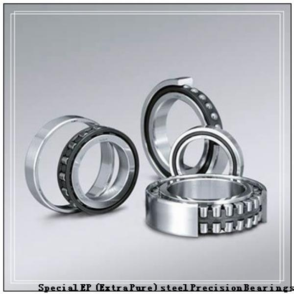 NACHI 45TAB07DF(DB) Special EP (Extra Pure) steel Precision Bearings #2 image
