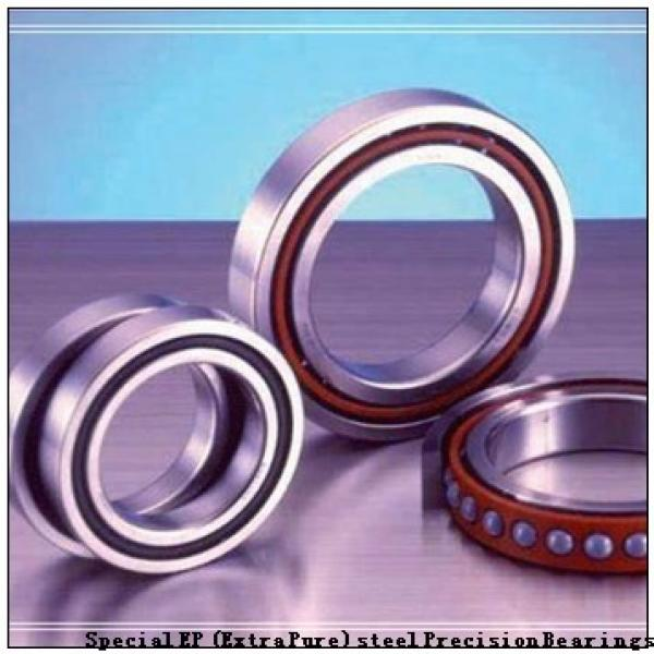 NACHI 45TAB07DF(DB) Special EP (Extra Pure) steel Precision Bearings #1 image