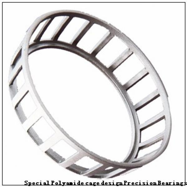 10 mm x 26 mm x 8 mm  SKF 7000 ACD/HCP4A Special Polyamide cage design Precision Bearings #1 image