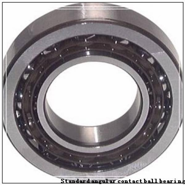 BARDEN XC7016E.T.P4S Standard angular contact ball bearing #1 image