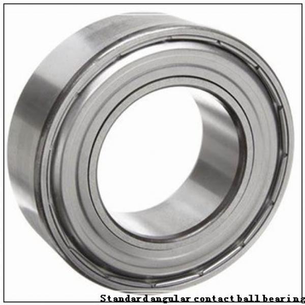 BARDEN HCN1011K.M1.SP Standard angular contact ball bearing #2 image