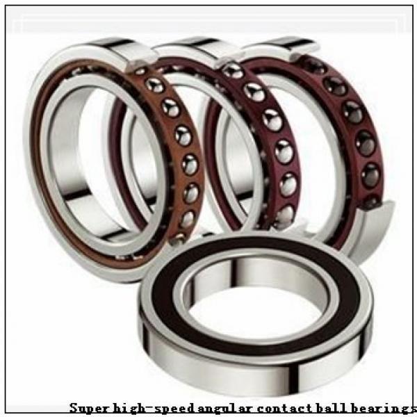 85 mm x 130 mm x 22 mm  SKF N 1017 KTNHA/HC5SP Super high-speed angular contact ball bearings #1 image