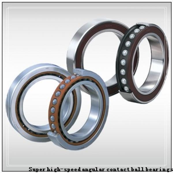 NSK 7200C Super high-speed angular contact ball bearings #1 image