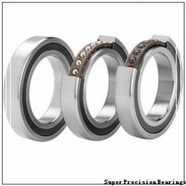 105 mm x 160 mm x 24,75 mm  NACHI 105TAH10DB Super-precision bearings #1 image