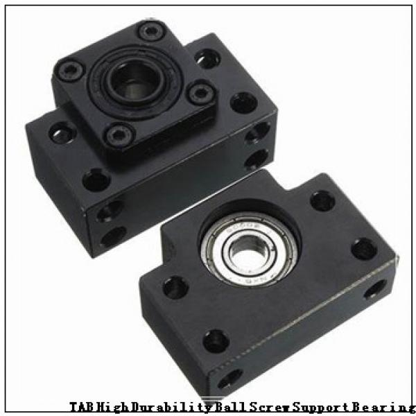 NSK 7201A5 TAB High Durability Ball Screw Support Bearing #2 image