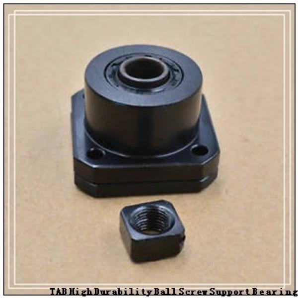 BARDEN 215HE TAB High Durability Ball Screw Support Bearing #2 image