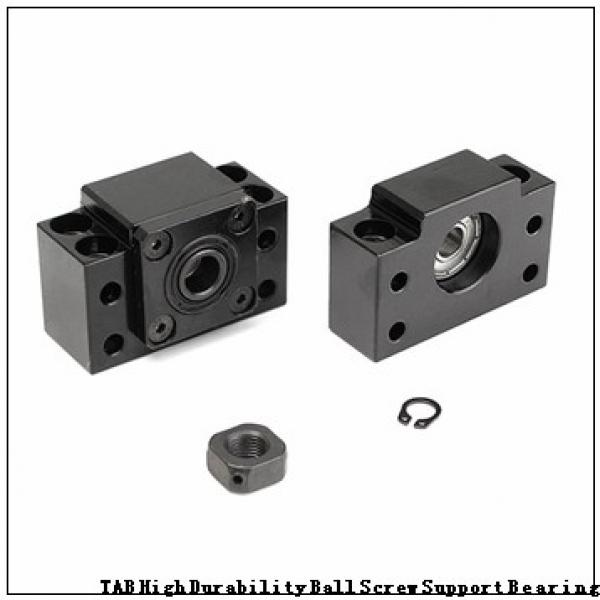 BARDEN XC103HC TAB High Durability Ball Screw Support Bearing #1 image