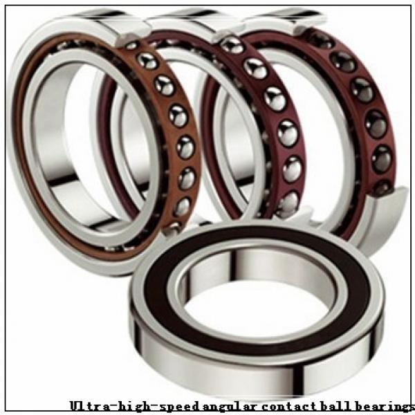 NSK 7903A5 Ultra-high-speed angular contact ball bearings #2 image