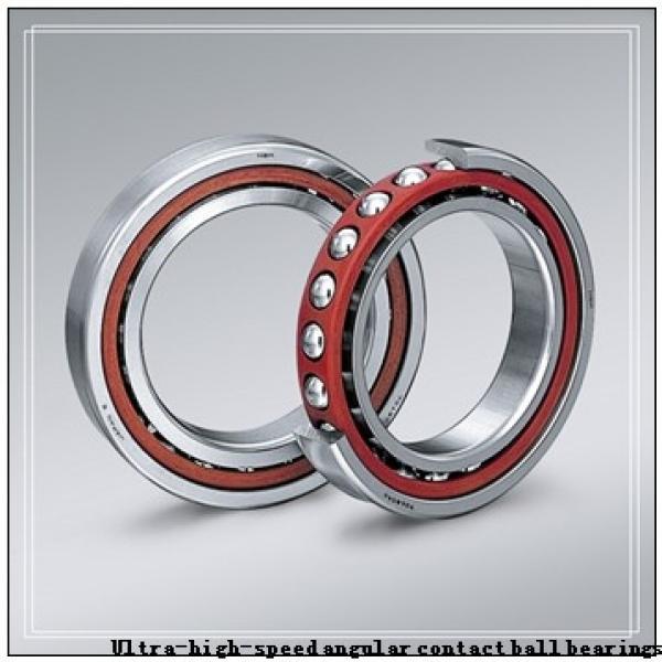 NTN 7909U Ultra-high-speed angular contact ball bearings #2 image