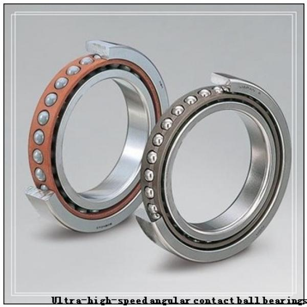 BARDEN B7003E.T.P4S Ultra-high-speed angular contact ball bearings #1 image