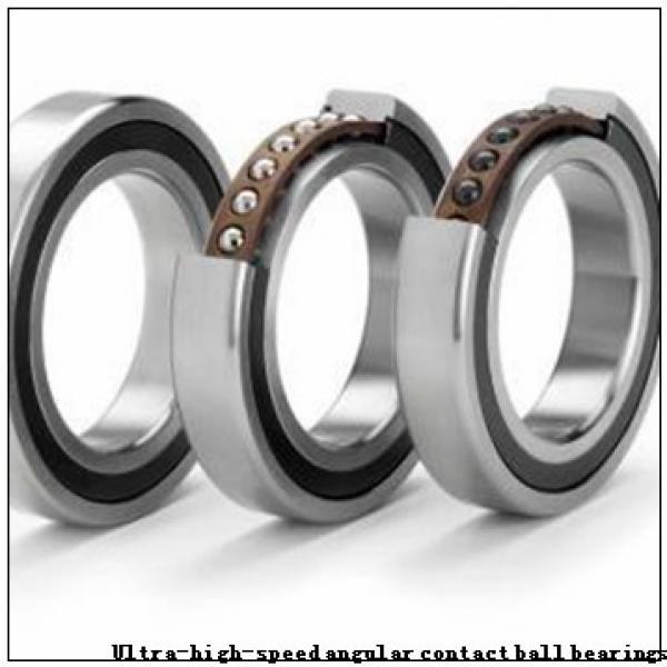 FAG 106SST*206SST*9206FFT107SS*207SS* Ultra-high-speed angular contact ball bearings #2 image
