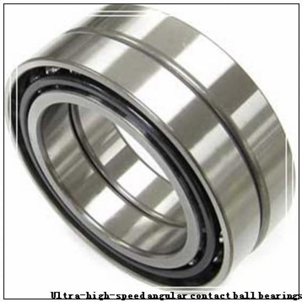 BARDEN B7024E.T.P4S Ultra-high-speed angular contact ball bearings #2 image