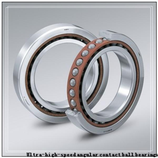 BARDEN B7024E.T.P4S Ultra-high-speed angular contact ball bearings #1 image
